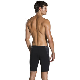 speedo Boom Splice Jammer Men Black/Oxid Grey